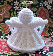 30 Free Crochet Angel Patterns + Crochet Angel Wings ...