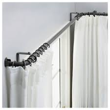 photo 3 of 7 best 25 shower curtain rods ideas on pipe l shaped shower curtain rod with