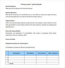 Cost Proposal Template Word Quotation Proposal Template Magdalene Project Org