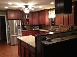 Kitchen Fan With Light Flush Mount Ceiling Fan Led Light Extremely Low Profile
