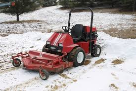 21st spencer s downing wi spring equip auction in steiner 230 diesel front deck riding lawn mower