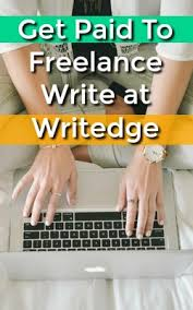 writedge revenue share lance writing review earn money learn how you can get paid to lance write at a revenue sharing site called writedge
