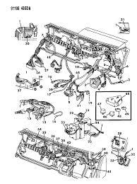 1991 chrysler new yorker fifth avenue wiring instrument panel diagram 000007hr