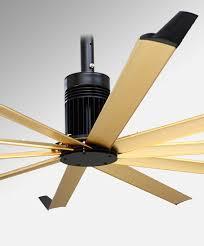 oversized ceiling fan modern isis big ass fans