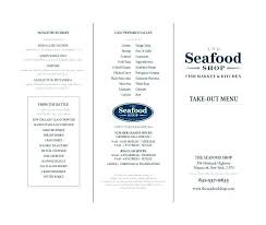 Holiday Menu Template Party Word Free For Food By Drink