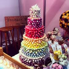 Unusual Alternative Wedding Cake Ideas