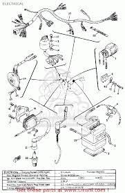 1975 yz 80 wiring diagram 89 yamaha yz 150 free wiring diagrams