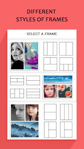 photo collage free pic frame editor and perfect camera effects