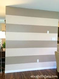 Accent Wall Striped Painted Wall Painted Wall Stripes Painting Stripes On Walls Vertical Or Horizontal Earnyme Striped Painted Wall Painted Wall Stripes Painting Stripes On Walls