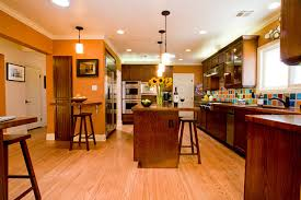 ideas burnt orange: i sort of like this wall color for my kitchen my cabinets are similar but unfortunately i have light countertops and white appliances not sure