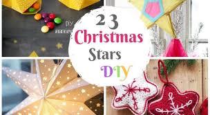 23 diy stars crochet paper star ornaments and lantern