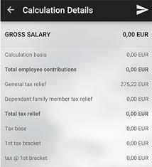 Salary Calculator EY Salary Calculator EY Slovenia 28