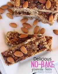 no bake granola bar recipe the taylor