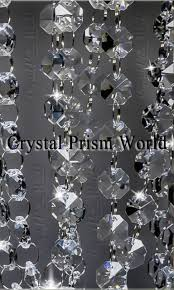 18ft crystal garland chain strands for chandeliers weddings home decor new