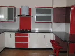 Fresh Red And Grey Kitchen Taste