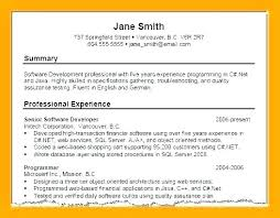 Examples Of Personal Statements For Cv Resume Personal Statement Examples Albertogimenob Me