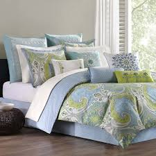 gray and green comforter sets mint grey ecfq info intended for design 16