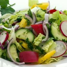 garden salad recipe. Beautiful Salad Vegetable Garden Salad To Recipe