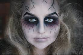 easy scary makeup ideas