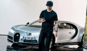 A bugatti centodieci which has not even officially been put on sale by the company. Cristiano Ronaldo Shows Off His New 3m Personalized Cr7 Bugatti Chiron Luxurylaunches