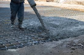 concrete patio concrete walkway cedar
