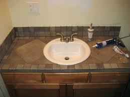 diy bathroom countertop bathroom vanity tile my projects bathroom bathroom s and tile s diy bathroom