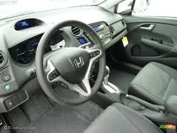 Black Interior 2012 Honda Insight EX Hybrid Photo #59147297 ...