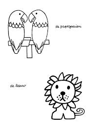 Nijntje Leeuw Drawing And Coloring Pinterest Leeuwen Beste