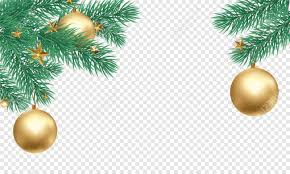 Christmas Holiday Greeting Card Background Template Of Golden