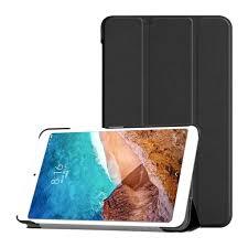 Чехол для планшета <b>Xiaomi</b> Mipad 4/Mipad 4 LTE черный, <b>BoraSCO</b>