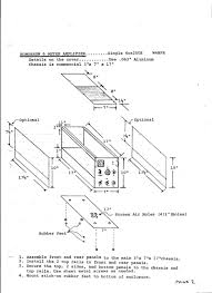 Diagram wiringms channel car lifier two install