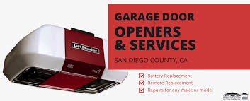 garage door opener repair services