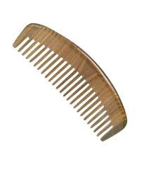 casualfashion natural sandalwood comb wooden