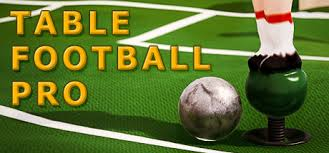 table football. legendary desktop football game re-done on pc. features local pvp and online play. table