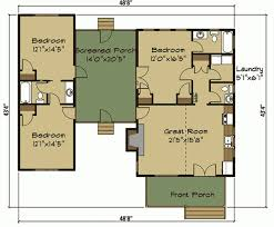 dogtrot house plans.  Plans 3 Bed Dog Trot House Plan With Sleeping Loft 92377MX  Plans   Medium With Dogtrot