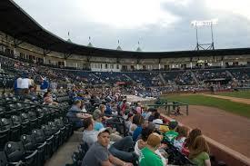 Whitaker Bank Ballpark Lexington Legends Ballpark Digest