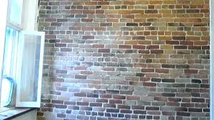 interior brick sealer internal wall sealant inspired ideas for walls home staging how to seal inspi