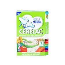 Nestle Cerelac Stage 1 Stage 2 Stage 3 Stage 4 Baby Foods
