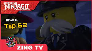 BÍ MẬT CƠN LỐC NINJAGO - Phần 06 | Tập 62: Đường Cung | LEGO NINJAGO Season  06 - YouTube