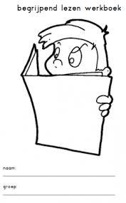 Begrijpend Lezen Werkblad Voor Beginnende Lezers Kleuters Groep 3