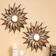 Small Picture wall decor mirrors How To Make Nice Looking Mirror Wall Decor
