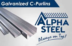 Buying C Purlins Roofing Supplier With Delivery Alpha Steel