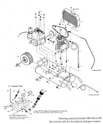 Air pressor troubleshooting chart awesome emglo mk5hga 8p air pressor parts of air pressor troubleshooting chart