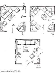 recently someone inquired about arranging furniture in a square living room arrange living room furniture