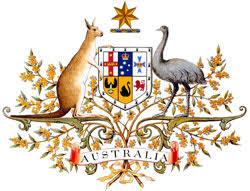 Про Австралию по русски Герб Австралии