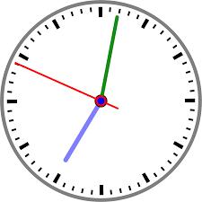 Timer Clock Computer Icons Clip Art Clock Png Download