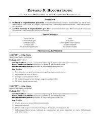 Gallery Of Resume Builder 2017 Resume Builder Traditional Resume