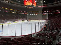flyers arena seating chart wells fargo center section 109 seat views seatgeek