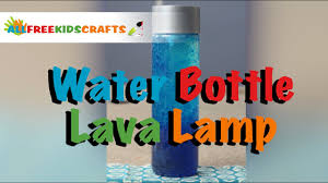 Easy Lava Lamp How To Make An Easy Lava Lamp