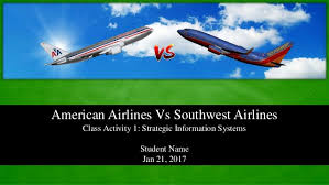 American Airlines Flight 723 Seating Chart American Airlines Vs Southwest Airlines